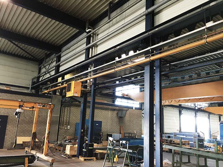 verbouw-staalconstructie-1